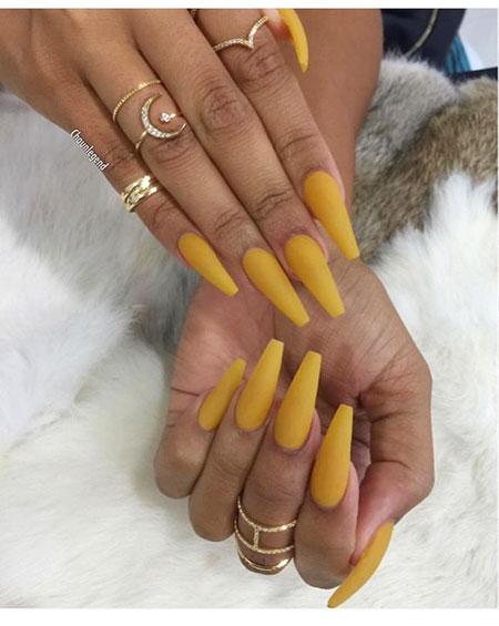 Yellow Color 2018 Dark
