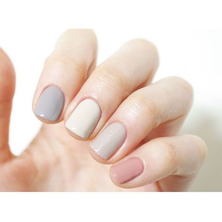 Manicure Short Tone Medium