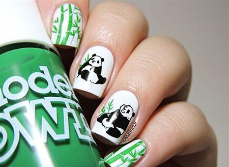 Panda Day Love Photo