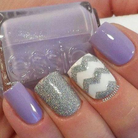 Purple Good Gray White