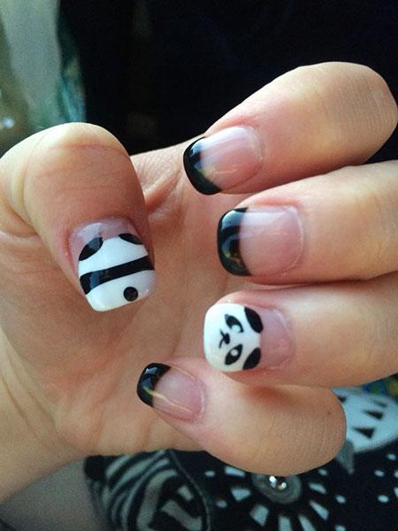 Panda French Cat Cow