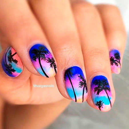 Summer Tropical Colorful