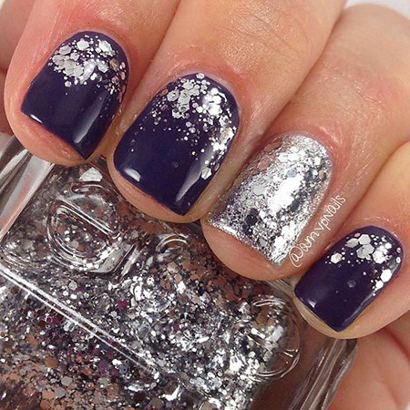 Short Glitter Fun Chic