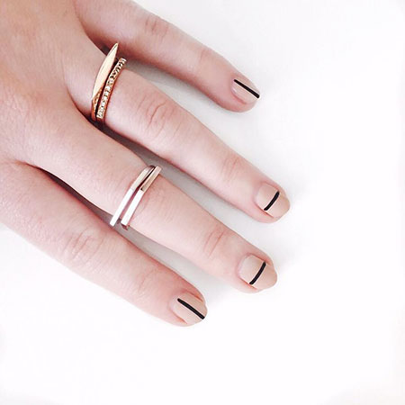 Ring Modern Accessories Knuckle