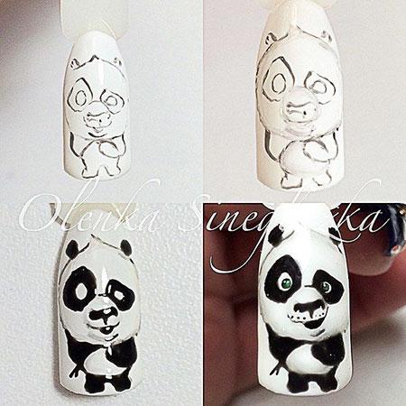 Manicure Panda University Animal