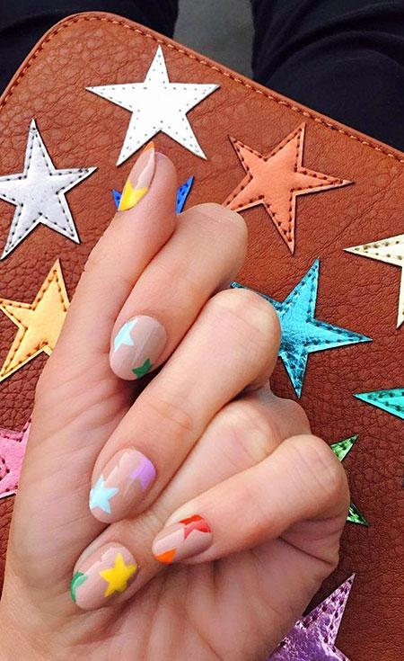 Trend Fashion Summer Manicure