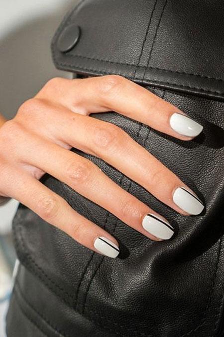 Best Manicure Thin Grey