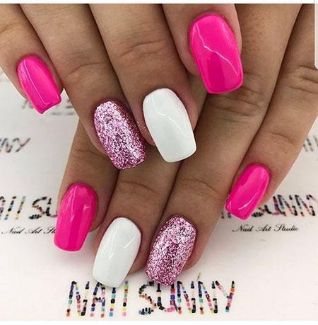 Manicure Pink Paznokcie