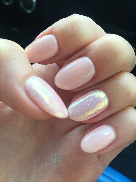 Pastel Manicure Good Pink