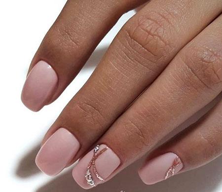 Manicure Pink Педикюр Nageldesign