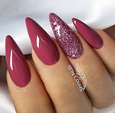 Manicure Love Fall Easy