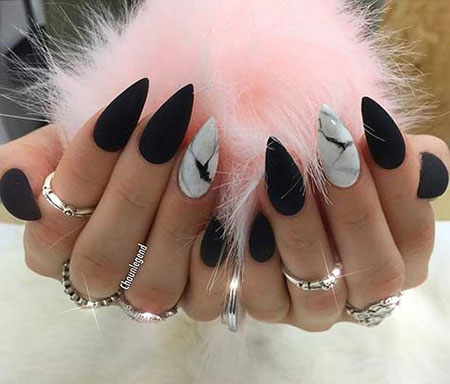 Black Stiletto White Summer