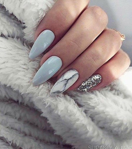 Gray Manicure Gel Grey