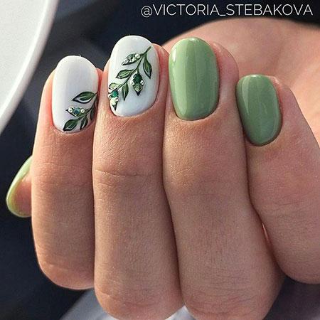 Manicure But Cool Cute