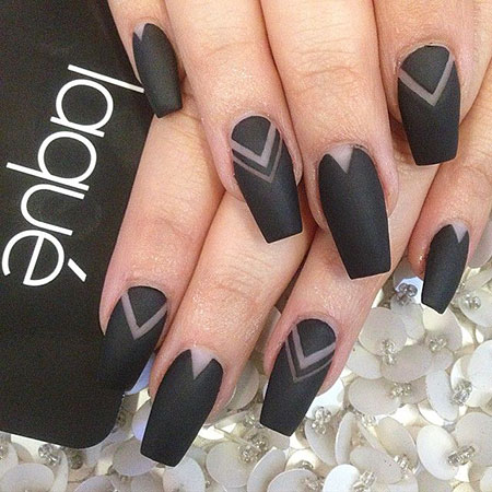Coffin Matte Black Smink