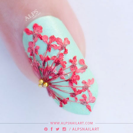 Flower 3D Real Fashion