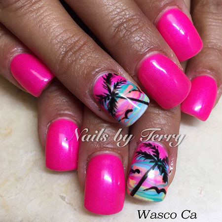 Tree Manicure Gel Gorgeous