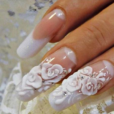Wedding 3D Flowers Japanese