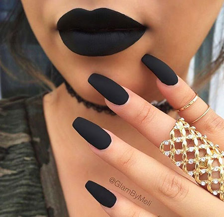 Black Matte But Love
