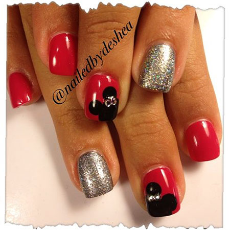 Disney Gallery Shellac Christmas