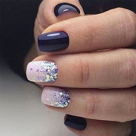Ideas Manicure Nice Short