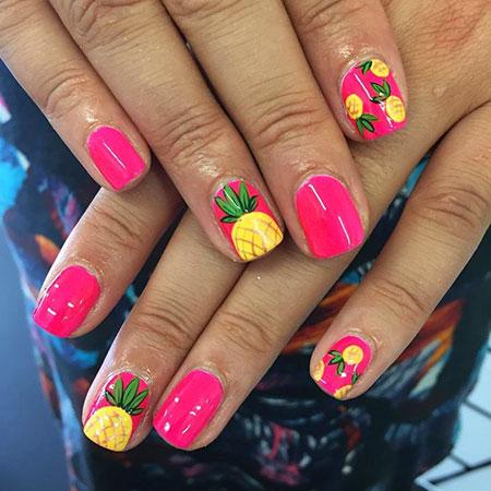 Manicure Decoradas Pink