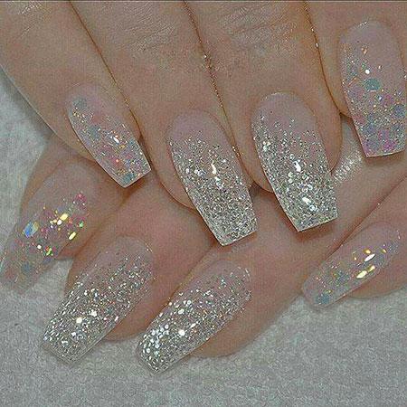 Sparkle Glitter Cute Unghie