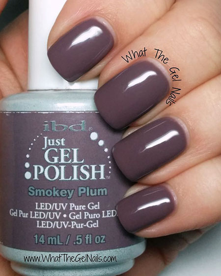 Gel Nail Colour Trend, Gel Polish Colors Hansen