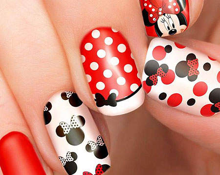 Mouse Minnie Disney Decals