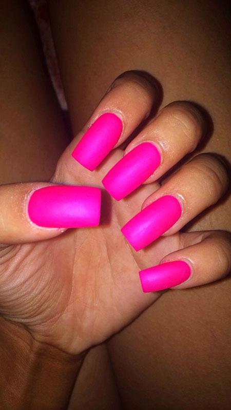 Pink Polish Hot Skin