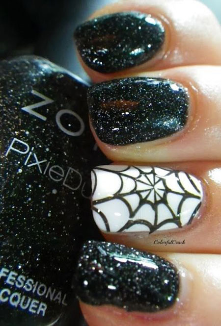 Cool Halloween Nails, Halloween Polish Best Easy