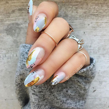 Natural Nail Art Style, Manicure Best サロン