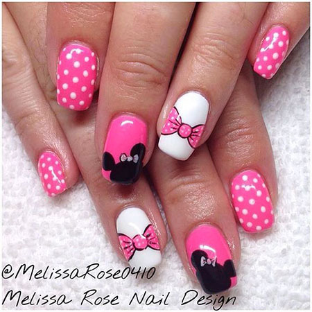 Themed Finger Disney Decoradas