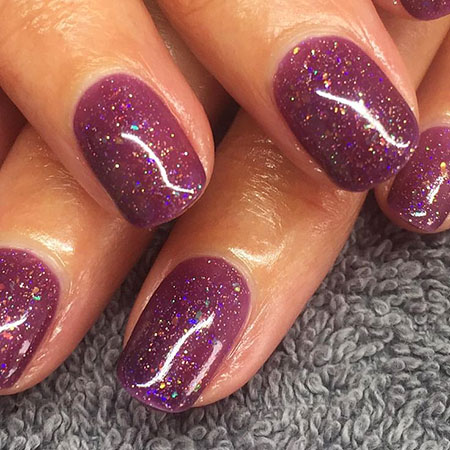 Shellac Glitter Polish Colors