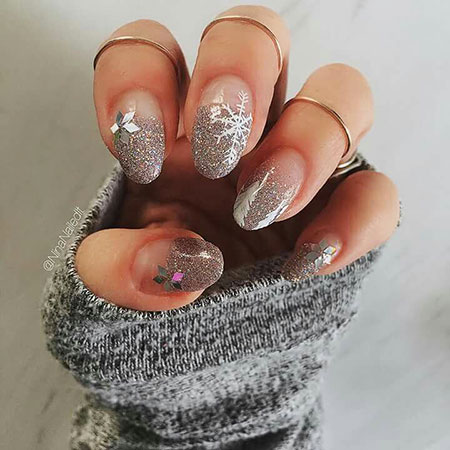 Glitter Colors Winter Trending