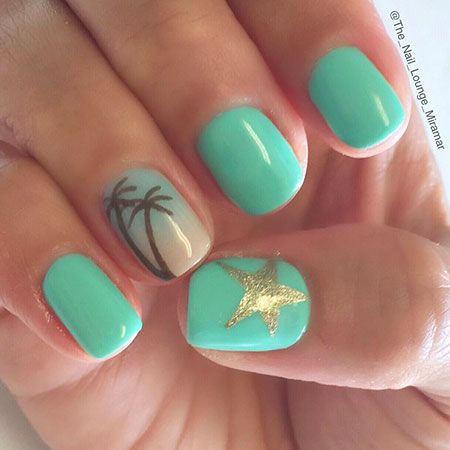 Tree Manicure Star Nice