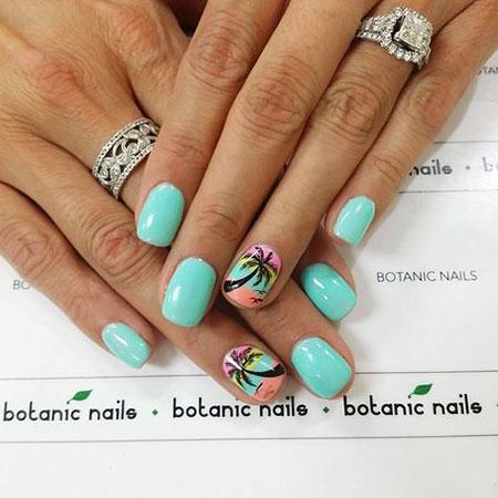 Manicure Tree Дизайн