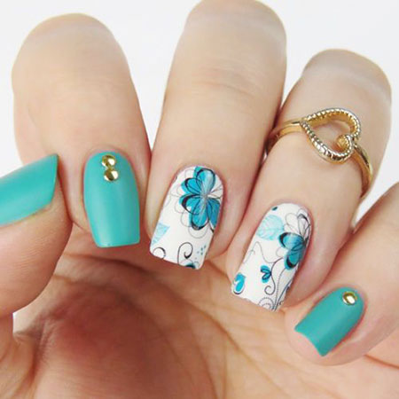 Manicure Water Decals Chic