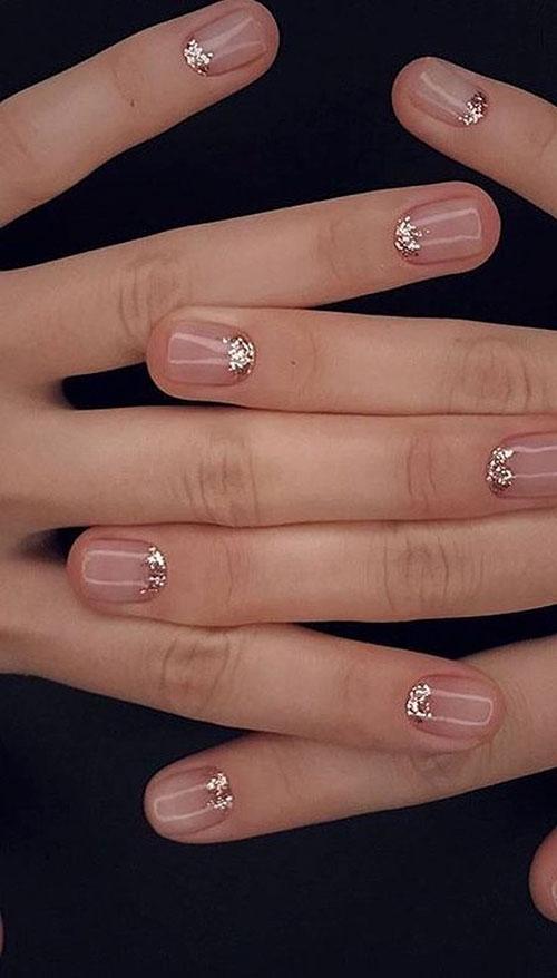 Short Nails Manicure