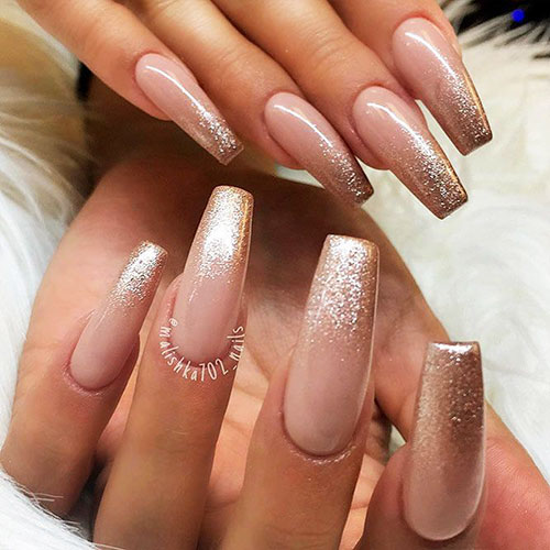 Pictures Of Ballerina Nails