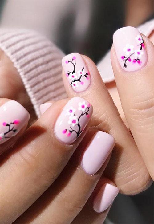 Nail Art For Very Short Nails