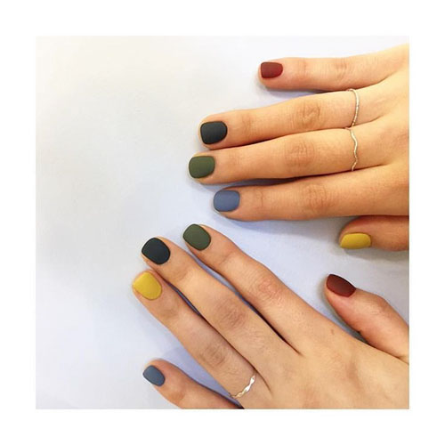 Colored Polygel
