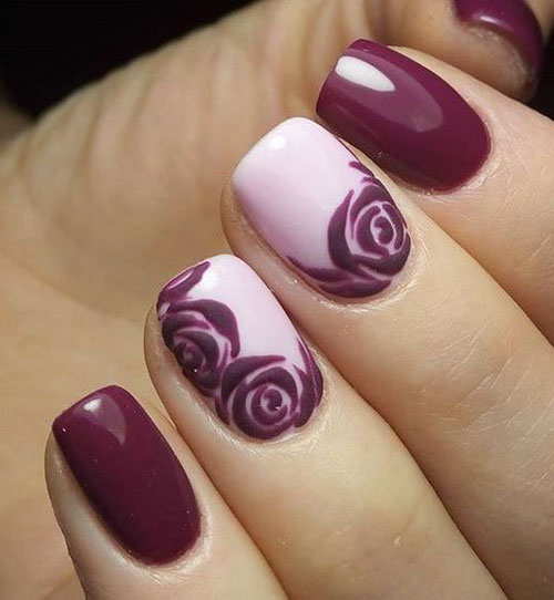 Cute Nail Designs For Teens