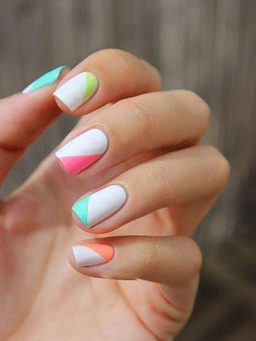 Cute Birthday Nail Designs