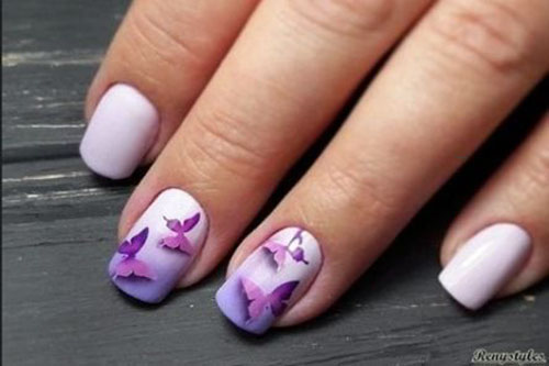 Easy Nail Art With Dotting Tool