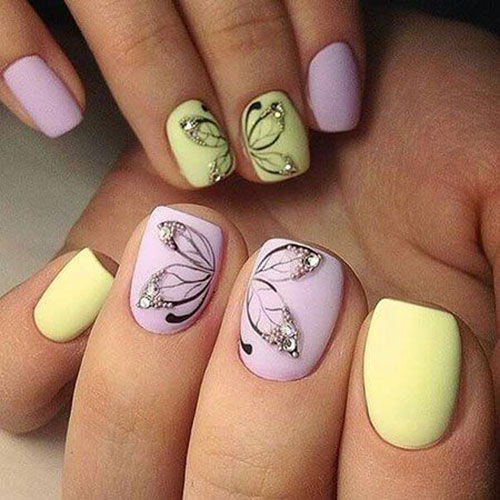 Cool Easy Nail Art