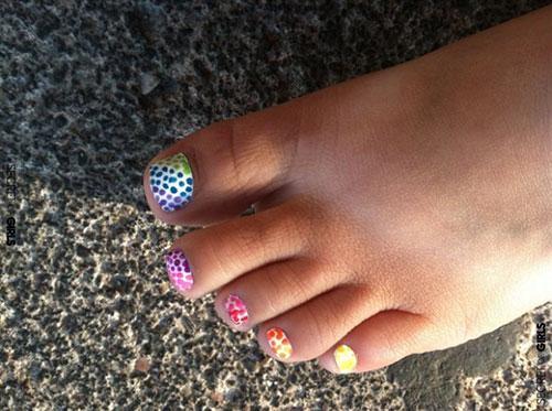 Toe Nails Designs 2020