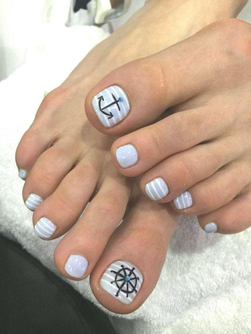 Toe Nail Designs 2020