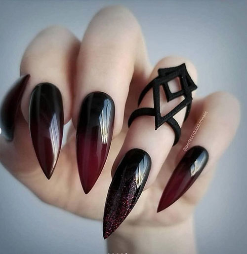Pictures Of Halloween Nails