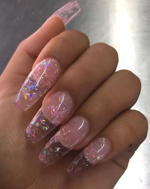 Cute Long Nails